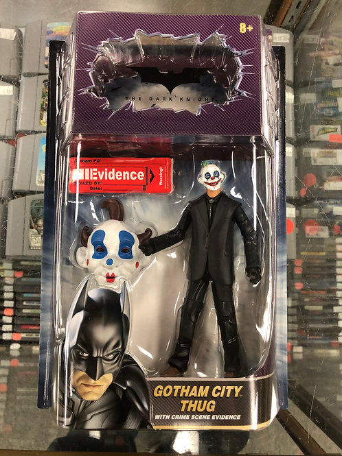 Dark Knight Gotham City Thug w/Mask