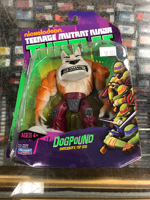 Nickelodeon TMNT Dogpound