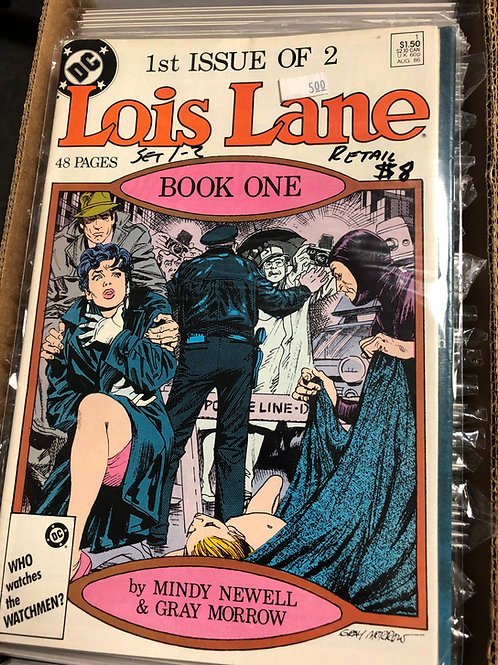 Lois Lane 1-2