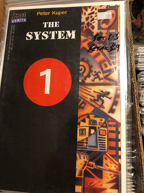 The System 1-3