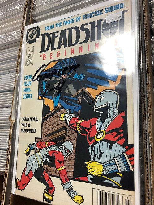 Deadshot 1-4