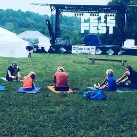 #yoga #petefest #petefest2018