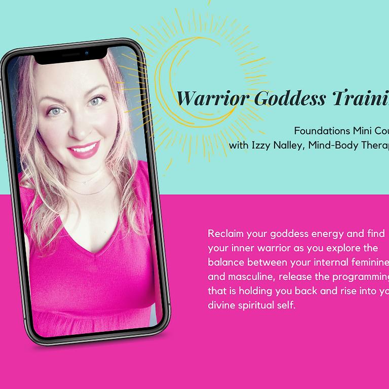 Warrior Goddess Training Foundations
