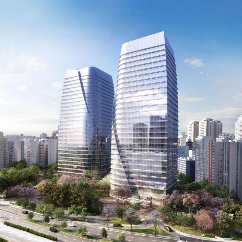 Sede da Microsoft Brasil, onde ocorrerá o 11EN ABII