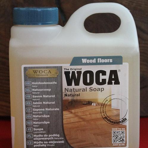 Holzbodenseife Natur 1 Liter