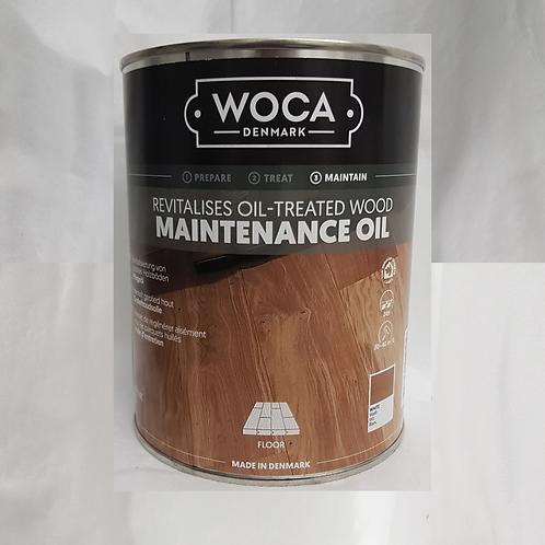 Holzpflegeöl Weiss 1 Liter