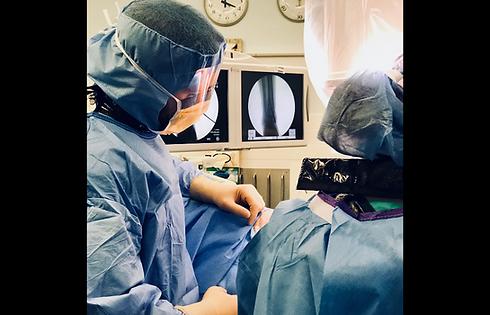 Surgery Operation Room - Dr. Jonathan Hook