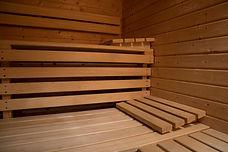 Sauna im Ferienhaus Schottroff, Steiermark, St. Lambrecht, Grebenzen-Zirbitzkogel