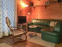 Ferienhaus Schottroff Wohnzimmer