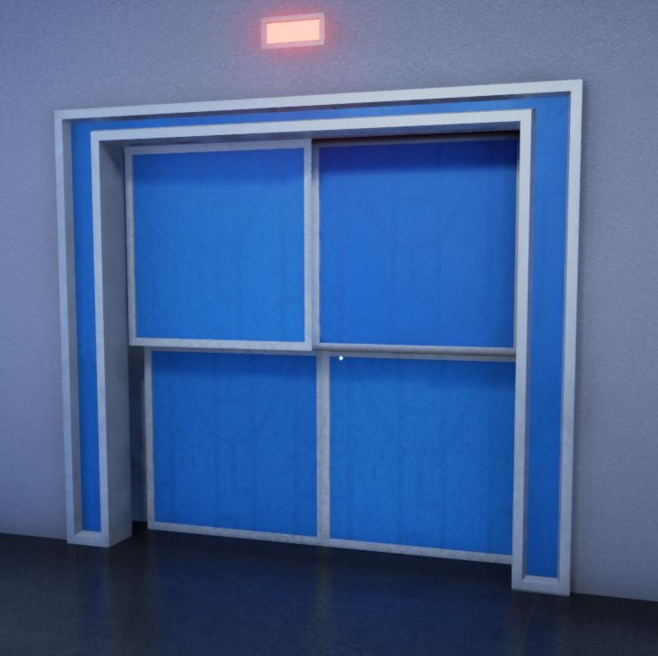 Door In-Game