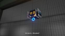 Robot Close-Up