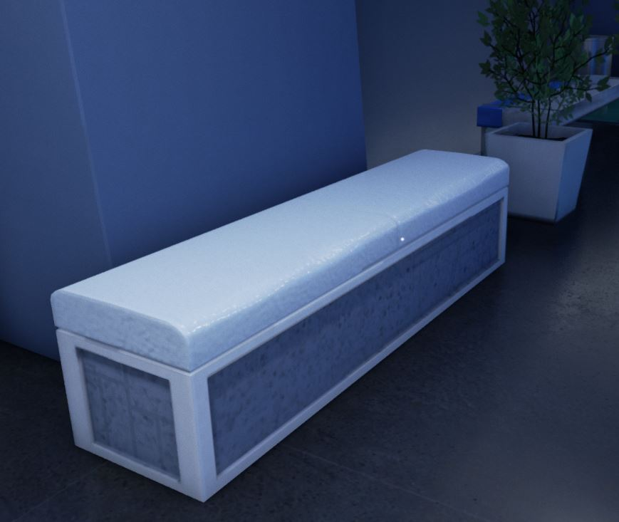 Bench In-Game