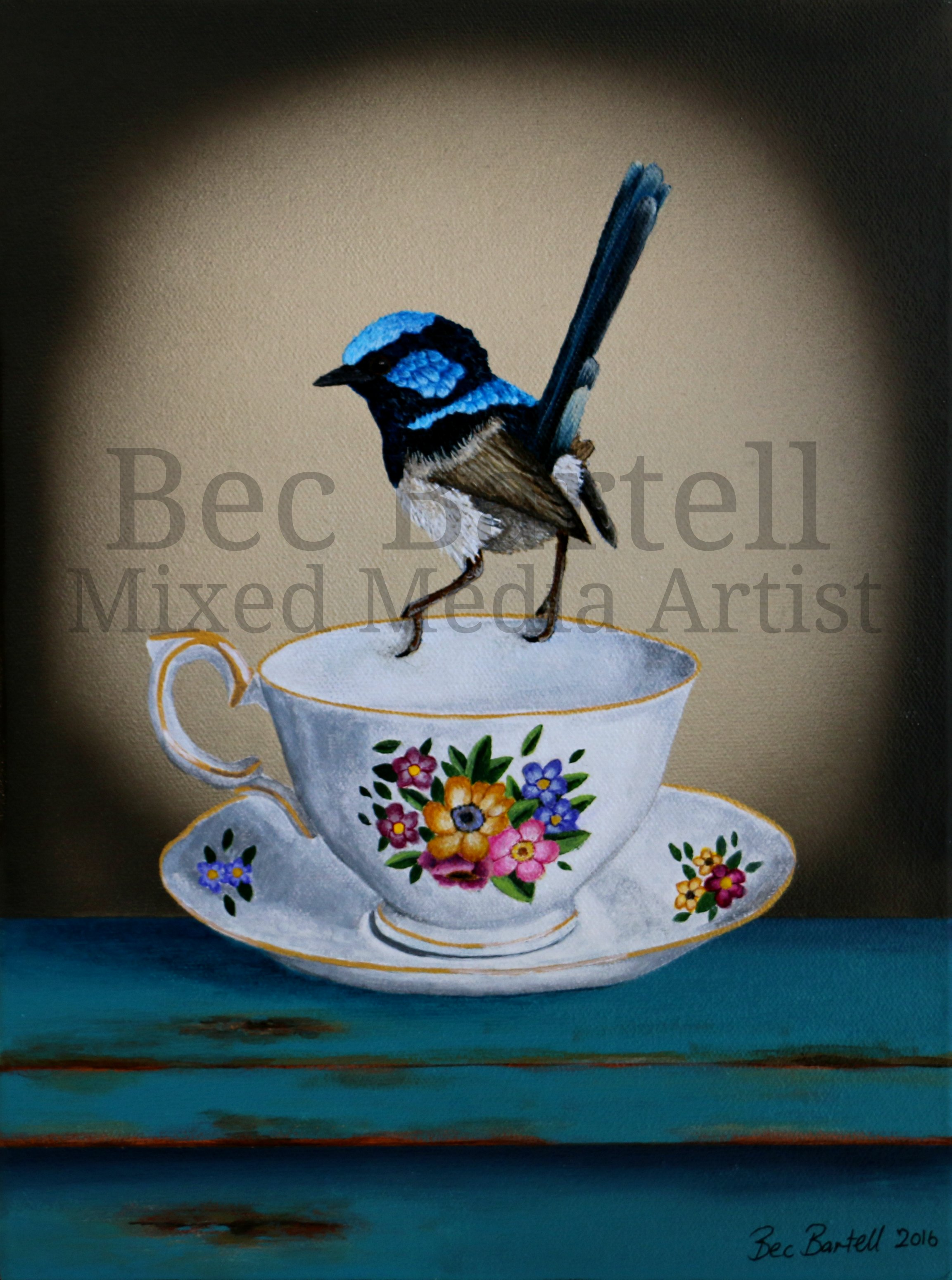 Feathered Tea