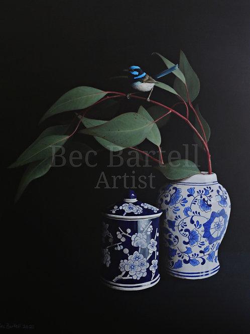 Tree Tops in my Vase