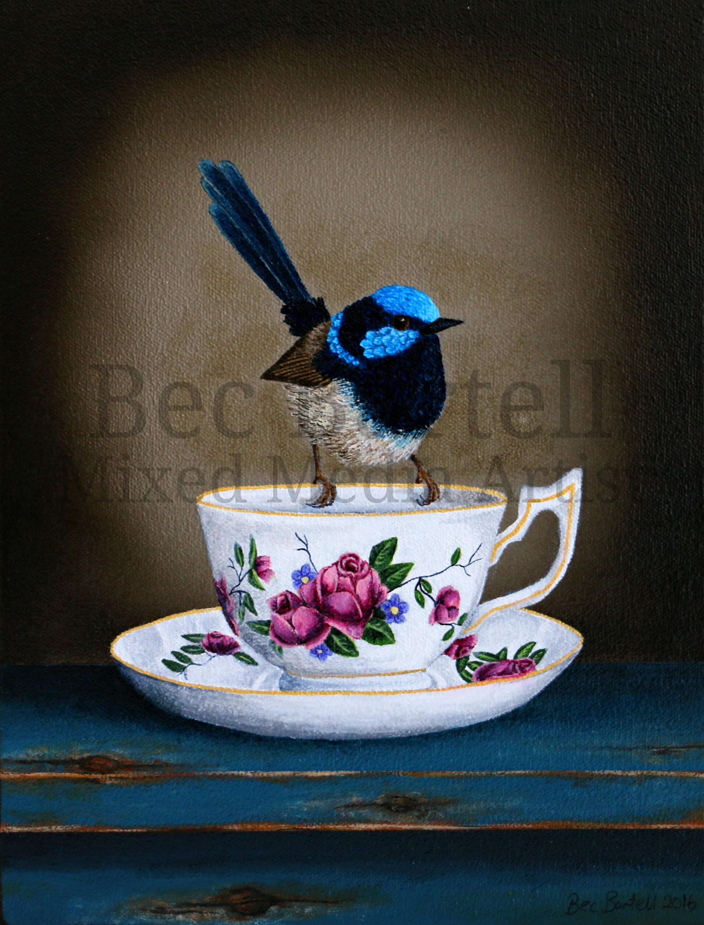Cup of Feathers
