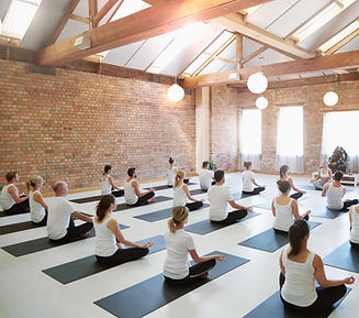 Yoga Class for wellbeing
