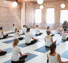 Medisinsk yoga Mediyoga bedrift Stavanger
