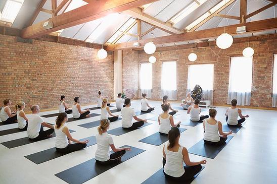 Yoga Class