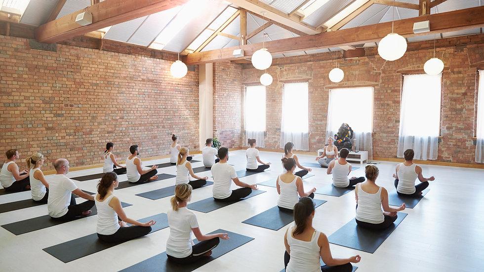 10 x Online Yoga Classes