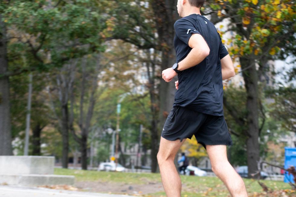 About Running Lake Michigan