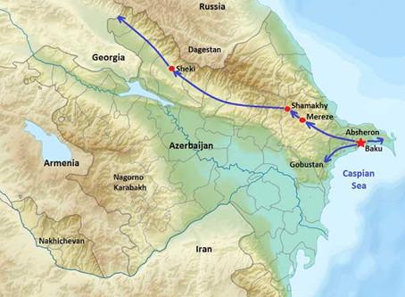 Azerbaijan & Georgia - 20 Day Explorer (Virtual Tour) - Day 6