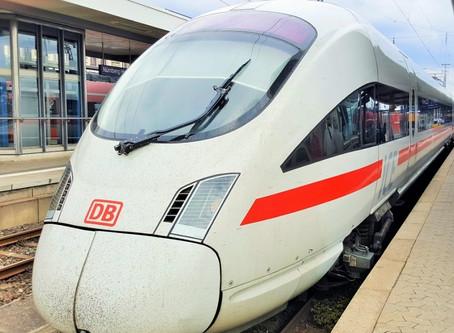 German Railways - Deutsche Bahn How easy is it to use?