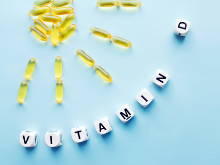 Is your vitamin D level bringing you down?