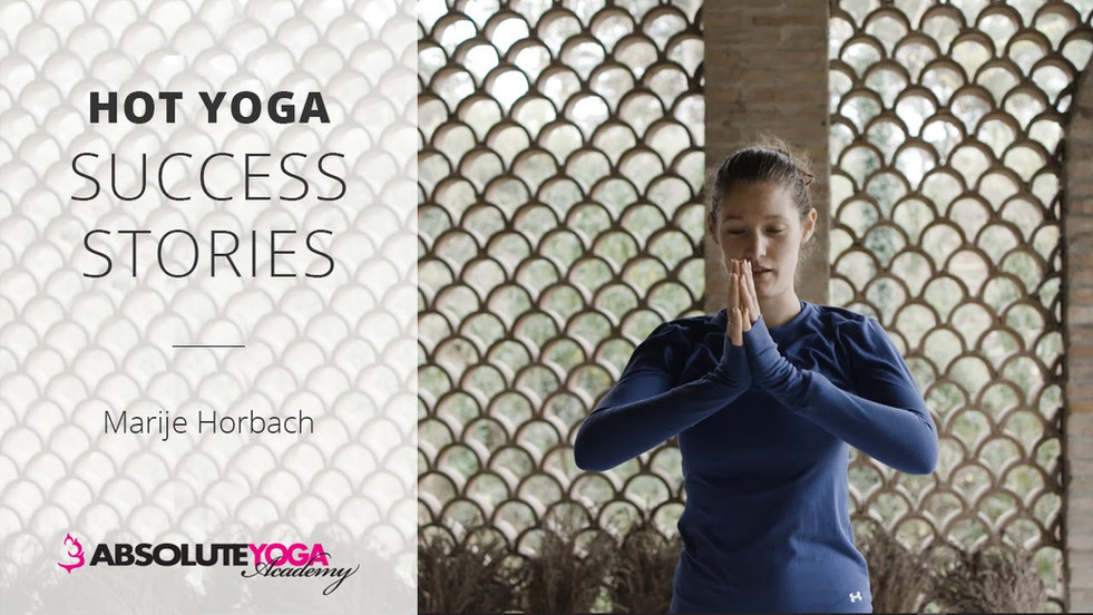 Interview with Marije Yoga