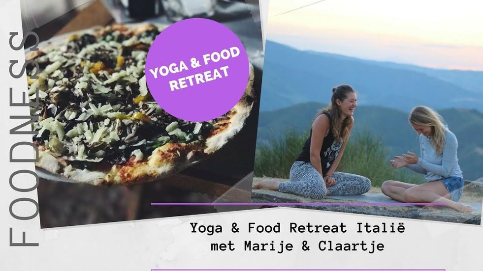 Yoga Food Retreat Video