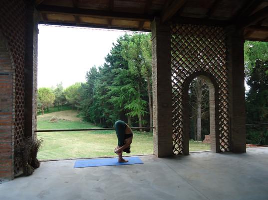 Marije Yoga in the Yoga Shala