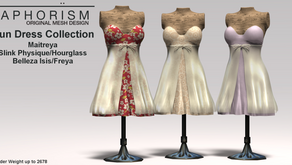 !APHORISM! Sun Dress Collection @ The Seasons Story