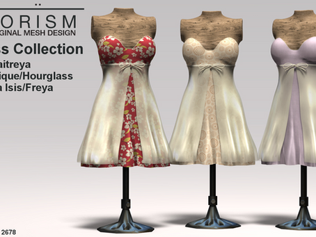 !APHORISM! Sun Dress Collection @ The Seasons Story