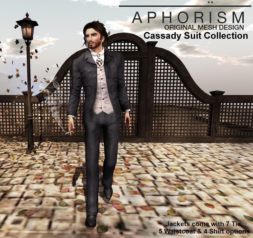 aphorism second life