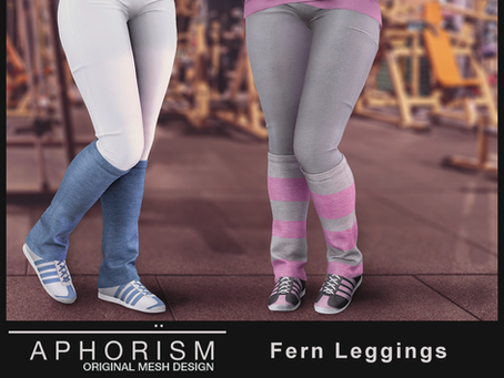 !APHORISM! Fern Leggings @ FaMESHed