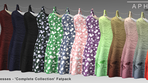 !APHORISM! Summertime Dresses @ The Seasons Story now!