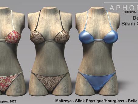 !APHORISM! 'Del Sol' Bikini Collection @ C88 Birthday Round