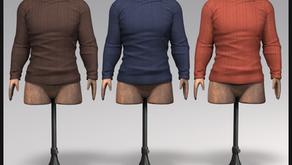 !APHORISM! Tyler Winter Sweater @ TMD