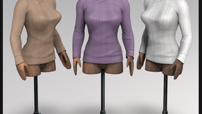 !APHORISM! Thyme Winter Sweater @ FaMESHed