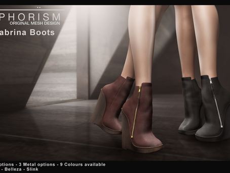 !APHORISM! Sabrina Ankle Boot UPDATE