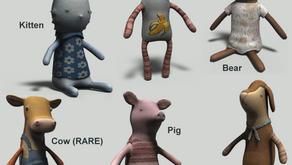 !APHORISM! Ragdoll Animals 2 Collection