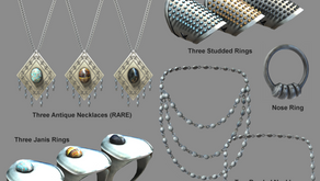 !APHORISM! Silver Jewellery @ Shiny Shabby