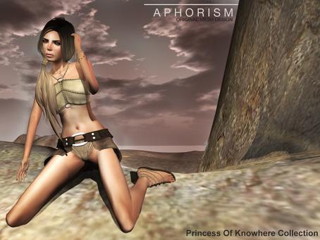 !APHORISM! Princess Of Nowhere @ TFGC