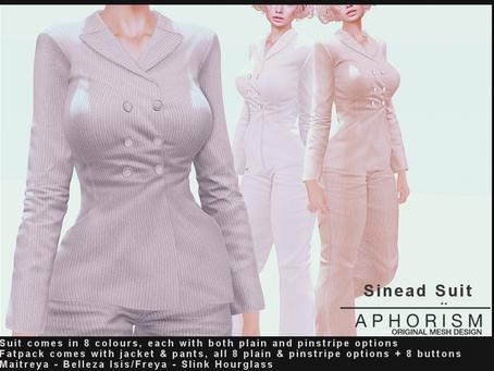 !APHORISM! Sinead Suit @ Fameshed
