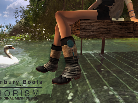 !APHORISM! Glastonbury Boots @ Shiny Shabby