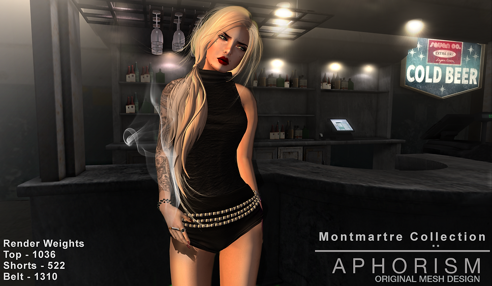 Aphorism Second Life
