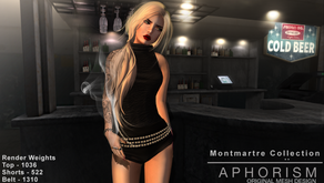 !APHORISM! Montmartre Collection @ Shiny Shabby