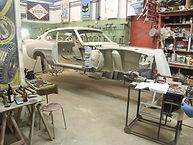restauration complete et a la carte de votre voiture de collection