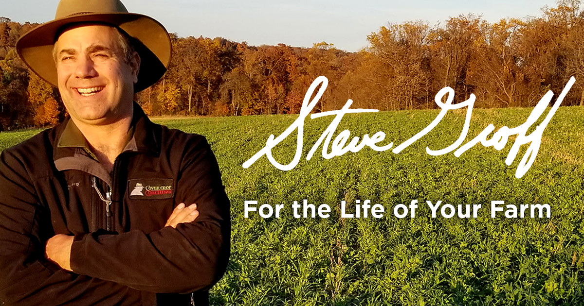 Home   Cover Crop Coaching   Steve Groff