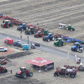 No-till, cover crop practices touted at Farm Progress Show