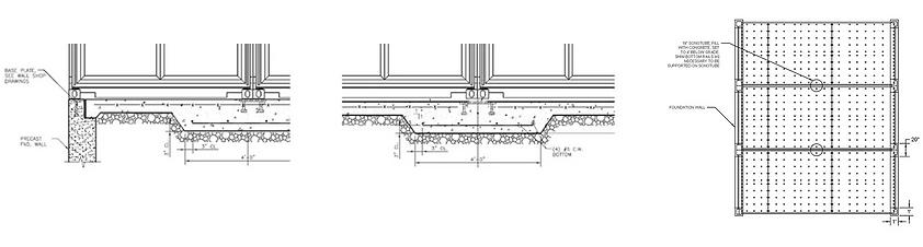 Concrete Perimeter Foundation